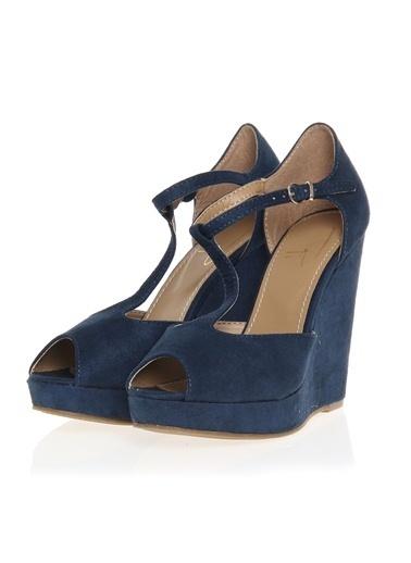 Pi π Pi Yürüyüş Ayakkabısı Lacivert